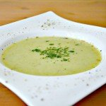 Spargel-Brokkoli-Suppe